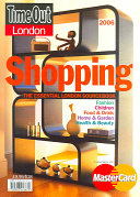 Time Out London Shopping Guide