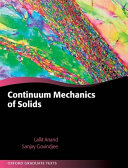 Continuum Mechanics of Solids