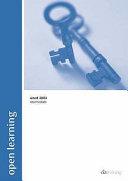 Open Learning Guide for Word 2003 Intermediate