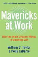 Mavericks at Work Pdf/ePub eBook