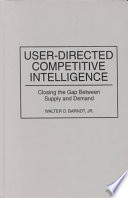 User-directed Competitive Intelligence