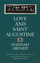 Pdf Love and Saint Augustine Telecharger