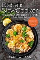 Diabetic Slow Cooker Book
