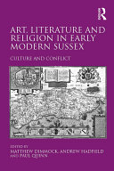 Art  Literature and Religion in Early Modern Sussex