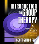 Introduction to Group Therapy Book