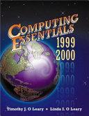 Computing Essentials  1999 2000