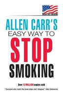 Allen Carr's Easy Way to Stop Smoking ebook