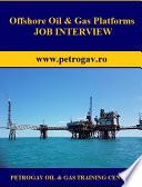 Offshore Oil Gas Platforms Job Interview Book