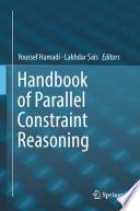Handbook of Parallel Constraint Reasoning Book