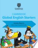 Cambridge Global English Starters Activity