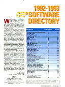 Cep Software Directory