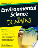 """Environmental Science For Dummies"" by Alecia M. Spooner"
