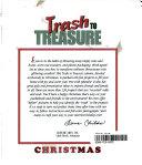 Trash to Treasure Christmas