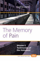 The Memory of Pain Pdf/ePub eBook