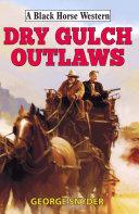 Dry Gulch Outlaws Pdf/ePub eBook