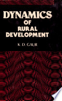 Dynamics of Rural Development in India
