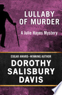 Lullaby of Murder Book