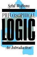 Philosophical Logic Book