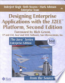 Designing Enterprise Applications with the J2EE Platform