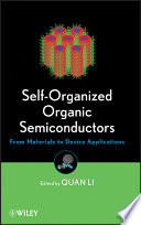 Self Organized Organic Semiconductors