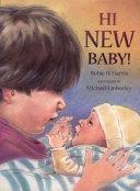 Hi  New Baby  Book