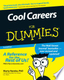 """Cool Careers For Dummies"" by Marty Nemko, Richard N. Bolles"