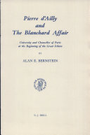 Pierre D Ailly and the Blanchard Affair
