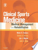 Clinical Sports Medicine Book PDF