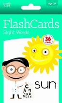 Step Up Kids Sight Words Flash Cards