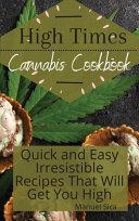 High Times Cannabis Cookbook Book