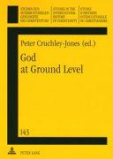 God at Ground Level Book