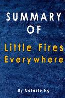 Summary Of Little Fires Everywhere Pdf/ePub eBook