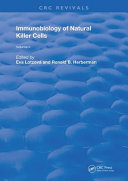 Immunobiology of Natural Killer Cells