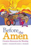 Before the Amen Book