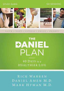 The Daniel Plan Study Guide with DVD