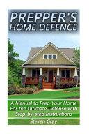 Prepper s Home Defence