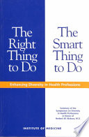 The Right Thing to Do  The Smart Thing to Do