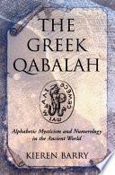 The Greek Qabalah Book