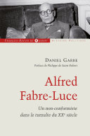 Pdf Alfred Fabre-Luce Telecharger