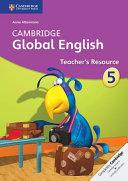 Cambridge Global English Stage 5 Teacher's Resource