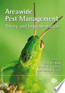 Areawide Pest Management Book