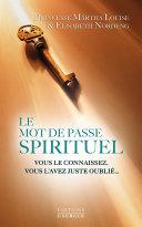 Pdf Le mot de passe spirituel Telecharger