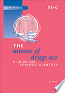 The Misuse of Drugs Act