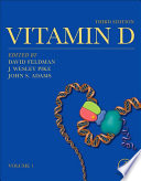 """Vitamin D: Two-Volume Set"" by David Feldman, J. Wesley Pike, John S. Adams"