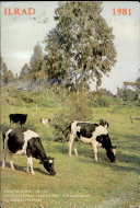 ILRAD Annual Report of the International Laboratory for Research on Animal Diseases