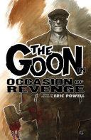 The Goon   Occasion of Revenge
