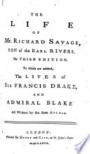 An Account of the Life of Mr Richard Savage, son of the Earl Rivers. By Samuel Johnson Pdf/ePub eBook