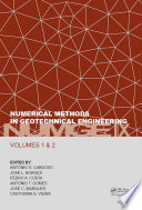Numerical Methods in Geotechnical Engineering IX