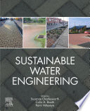 Sustainable Water Engineering Book