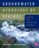 Groundwater Hydrology of Springs Book